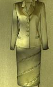 Genoa Satin Fabric – Chartreuse