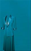 Genoa Satin Fabric – Teal Blue Matt