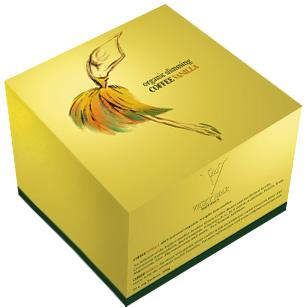 VMN Organic Green Coffee Vanilla