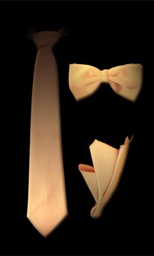 Vicky Mar Tie & Hankie Set Or Bow Tie And Hankie Set