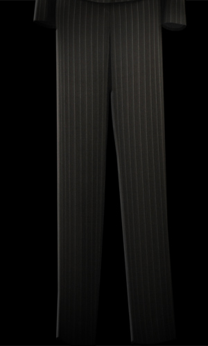 Vicky Mar Pinstripe Fully Lined Pants
