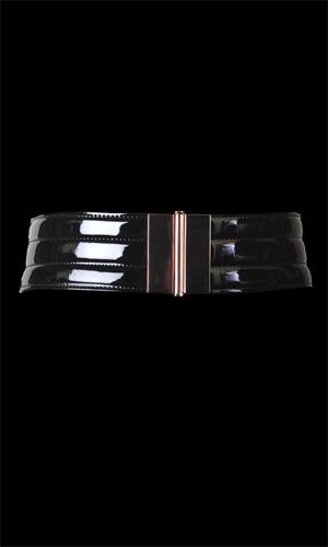 Leather Patent Belt