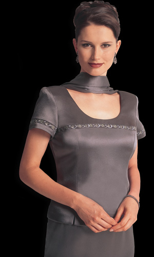Embroided Genoa Top